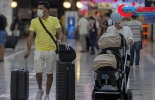 Antalya Havalimanı 2 ayda 16 bin 24 uçuşa ev sahipliği...