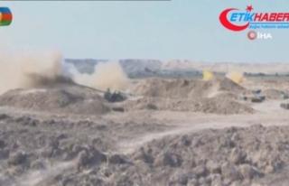 Azerbaycan ordusu, Ermeni ordusuna ait 2 tankı daha...
