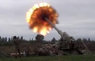 Azerbaycan 2 bin 300 Ermenistan askerinin etkisiz...