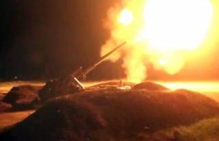 Azerbaycan ordusu, Ermeni ordusuna ait 1 tankı ve...