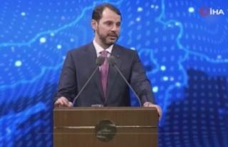 Bakan Albayrak: 'Güçlü ekonomimiz ve sağlam...