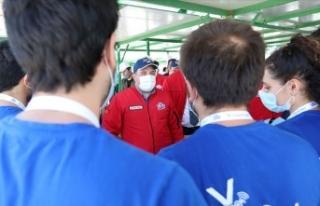 Bakan Varank: Gençlerimiz TÜRKSAT Model Uydu Yarışması'nda...