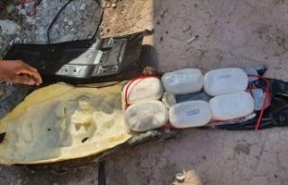 Barış Pınarı Harekatı bölgesinde terör saldırısı...
