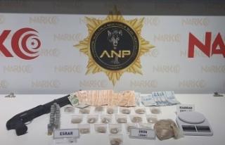 Başkentte narkotik timleri uyuşturucu satıcılarının...