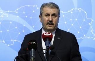 BBP Genel Başkanı Destici: Yunanistan'ın kara...