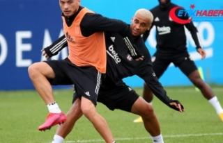 Beşiktaş, Rio Ave maçı hazırlıklarına devam...