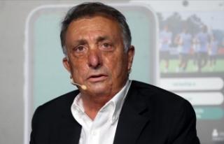 Beşiktaş Kulübü Başkanı Çebi: Sergen Yalçın...