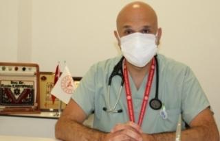 Bilim Kurulu Üyesi Kayıpmaz: 'Ağır hasta...