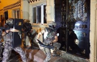 Bursa'da uyuşturucu satıcılarına 'şafak'...
