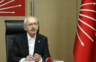 CHP Genel Başkanı Kılıçdaroğlu farklı meslek...