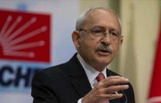 CHP Genel Başkanı Kılıçdaroğlu'ndan Sakarya'daki...