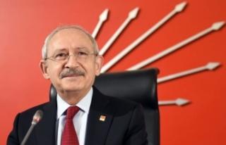 CHP Lideri Kılıçdaroğlu'ndan Binali Yıldırım'a...