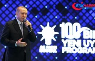 Cumhurbaşkanı Erdoğan: Macron senin zaten süren...