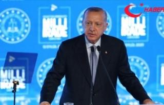 Cumhurbaşkanı Erdoğan: Sayın Macron, senin şahsımla...