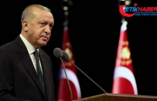 Cumhurbaşkanı Erdoğan: Türkiye'nin kaynaklarını...