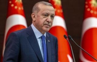 Cumhurbaşkanı Erdoğan, Trump ile eşine geçmiş...