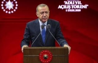 Cumhurbaşkanı Erdoğan: Doğu Akdeniz'deki,...