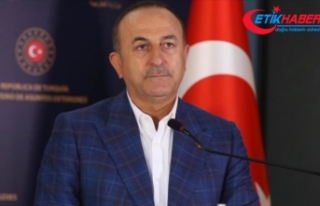 Dışişleri Bakanı Çavuşoğlu: Haklı olan masadan,...