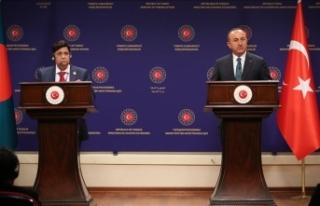 Dışişleri Bakanı Çavuşoğlu: 1 milyondan fazla...