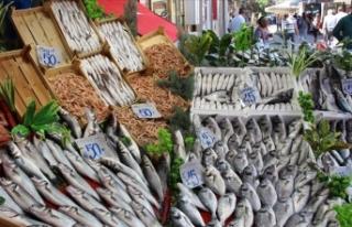 Edirne'de av sezonunun ilk gününde tezgahlar...