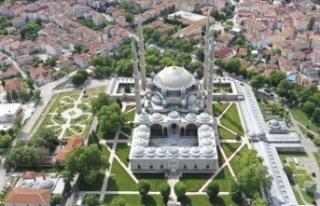 Edirne 'Türk Dünyası Kültür Başkenti'...