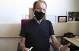 Enfeksiyon Hastalıkları Derneği Başkanı Prof....