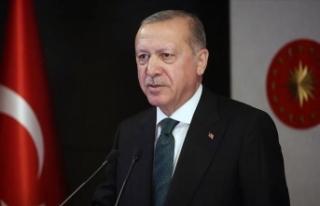 Erdoğan'dan Japonya'nın yeni Başbakanı...