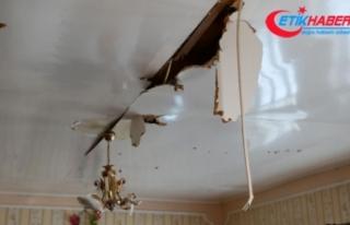Ermenistan ordusu sivillerin evini vuruyor
