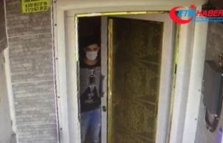 Evlerine giren hırsızlar yüzünden korona virüse...