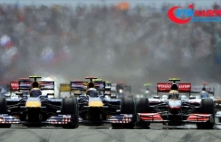 Formula 1 Türkiye Grand Prix'sinin biletleri...