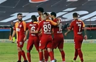 Galatasaray ilk hafta maçlarında 42 galibiyet aldı