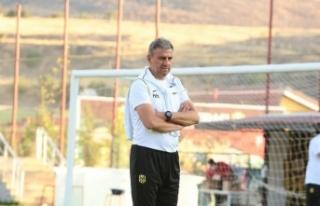 """Hamza Hamzaoğlu: """"Üzerine koyarak giden bir takım..."""