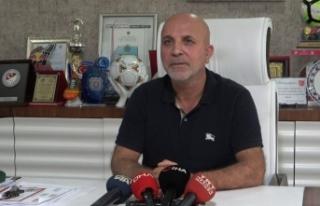 """Hasan Çavuşoğlu: """"UEFA Avrupa Ligi'ndeki..."""