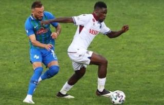 Trabzonspor, yarın Medipol Başakşehir'i konuk...