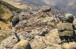 Irak ve Suriye'nin kuzeyinde 10 günde 91 PKK/YPG'li...