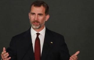 İspanya Kralı 6. Felipe, 20 yıl sonra ilk kez Katalonya'daki...