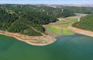 İstanbul'un barajlarındaki su miktarı kritik...
