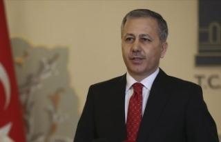 İstanbul Valisi Yerlikaya'dan Kovid-19 temaslı...