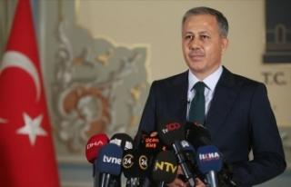 İstanbul Valisi Yerlikaya kademeli mesainin detaylarını...