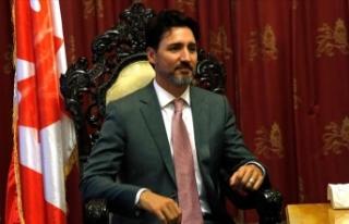 Kanada Başbakanı Trudeau: Kanada Kovid-19 salgınında...
