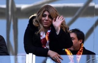 Kayserispor Kulübü Başkanı Berna Gözbaşı'dan...