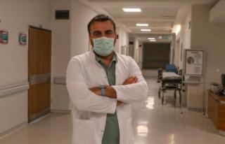 Koronavirüsü yenen doktordan kalp hastalarına tedavilerini...