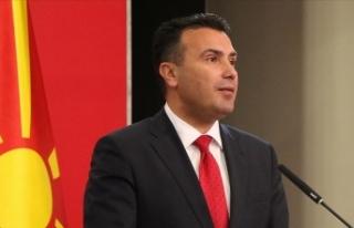 Kuzey Makedonya Başbakanı Zaev'den Yunanistan'a...