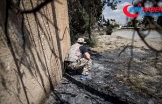 Libya'ya son iki ayda inen 70 askeri kargo uçağı,...