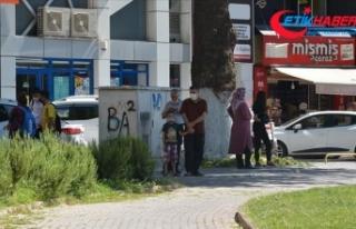 Malatya'da art arda depremler