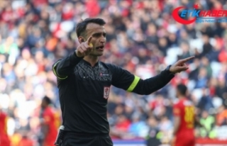 Medipol Başakşehir-Galatasaray maçının hakemi...