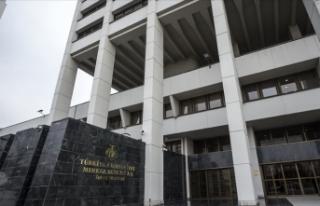 Merkez Bankası rezervleri 84 milyar 636 milyon dolar...