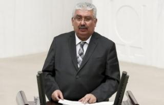 MHP'li Semih Yalçın'dan Orhan Bursalı'ya...