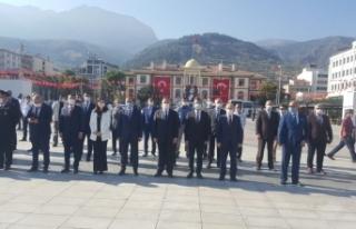 MHP'li Akçay: Türk Milleti bu topraklarda ilelebet...
