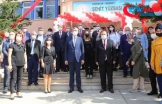 Milli Eğitim Bakanı Selçuk: Yüz yüze eğitimde...